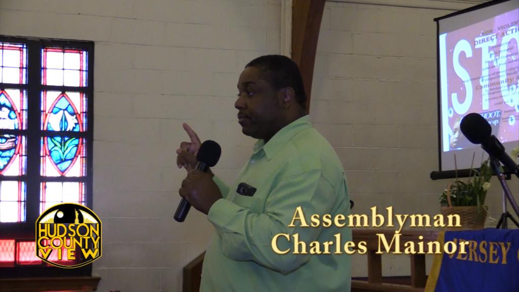 Charles Mainor
