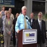 West Hudson mayors, freeholder endorse re-election of County Exec DeGise