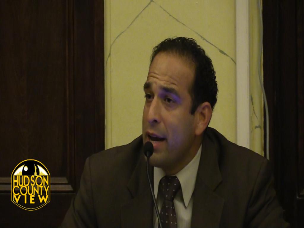 Hoboken Housing Executive Director and NJ Assemblyman Carmelo Garcia (D-33)
