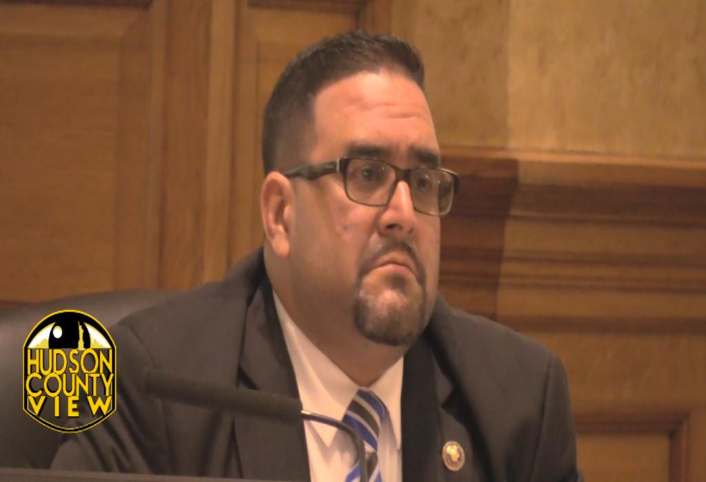 Jersey City Councilman Daniel Rivera