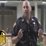 Jersey City Police Captain Kelly talks stop and frisk, Lavon King
