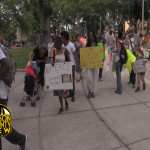 Powerful testimonies as Jersey City residents, activists march for peace