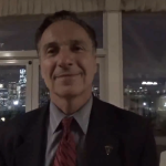 Freeholder Anthony Romano talks relationship with U.S. Sen. Menendez, possible mayoral run