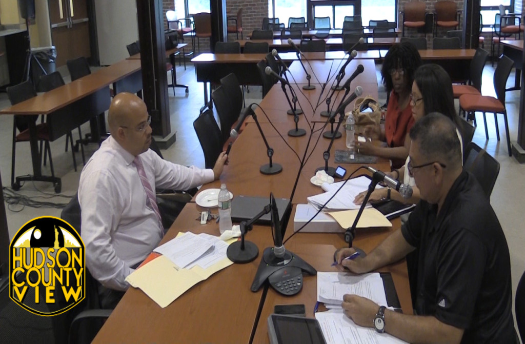 Special Meeting of Jersey City Board of Education - July 31st, 2014.