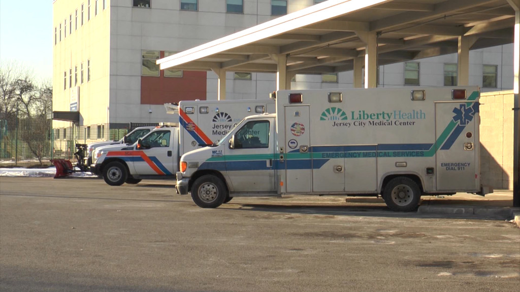Jersey City Medical Center EMS