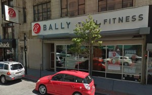 A screenshot from Google Maps of the Bally Total Fitness at 918 Bergen Ave. in Jersey City.