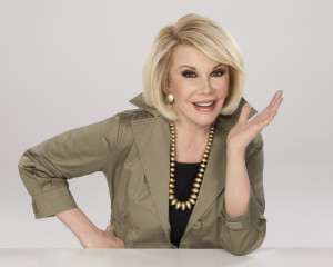 An undated stock photo of Joan Rivers courtesy of hamptonroads.com