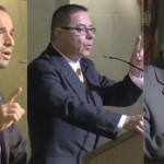 Hudson political leaders give passionate speeches at Hispanic Heritage Month celebration