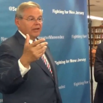 Menendez, Booker, Pallone rip federal plan to open Atlantic Ocean to oil drilling