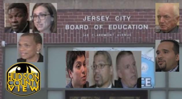 2014 Jersey City BOE Candidates
