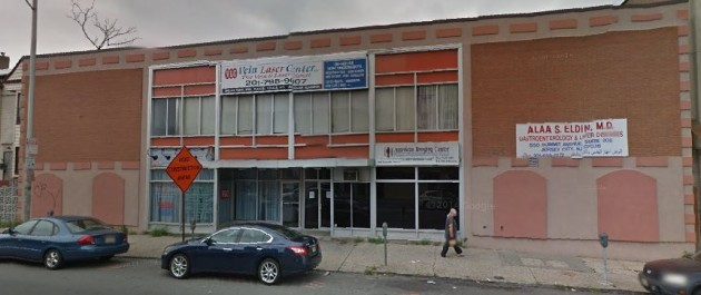 A screenshot from Google Maps of a medical facility on Summit Avenue in Jersey City where Dr. Magdy Elamir used to work.