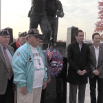 Korean War Vets honored in JC, one vet talks trip to Korea with Councilman Yun