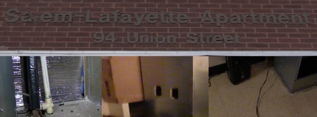Salem Lafayette Apartments  Union Street Jersey City