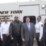 West New York acquires two new ambulances at no cost to the taxpayer