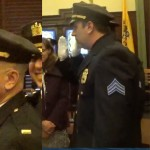 One captain, two lieutenants named in Hoboken police department