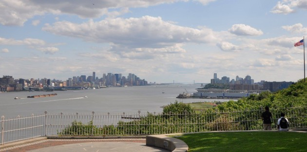 A photo from the Township of Weehawken's Official Facebook page.