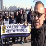 Law enforcement, community unite at Liberty State Park in 'A Walk to Remember'
