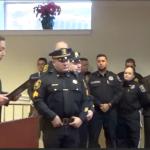 Officers honored for capturing Michael Viruet Jr.'s alleged killer, crash details revealed