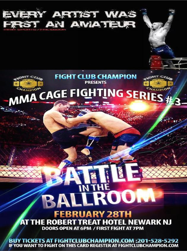 Battle in the Ballroom