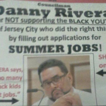 Racially charged flyer against Councilman Daniel Rivera circulated in black community