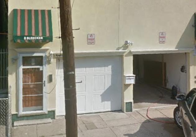 A Bleeker Street address in Jersey City where Jordan Gonzalez was arrested in November 2013.