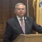 What does U.S. Senator Bob Menendez mean to Hudson County politics?