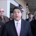 Mayor Felix Roque, constituents support Sen. Menendez following indictment