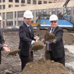 Mayor Steven Fulop joins developers to break ground on 448-unit complex