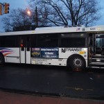 Sheriff: NY resident hit by NJ Transit bus in North Bergen in stable condition