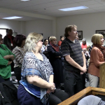 County welfare office workers tell freeholders about 'disgraceful' contract negotiations