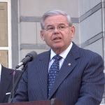 U.S. Senator Bob Menendez pleads not guilty to corruption charges in Newark