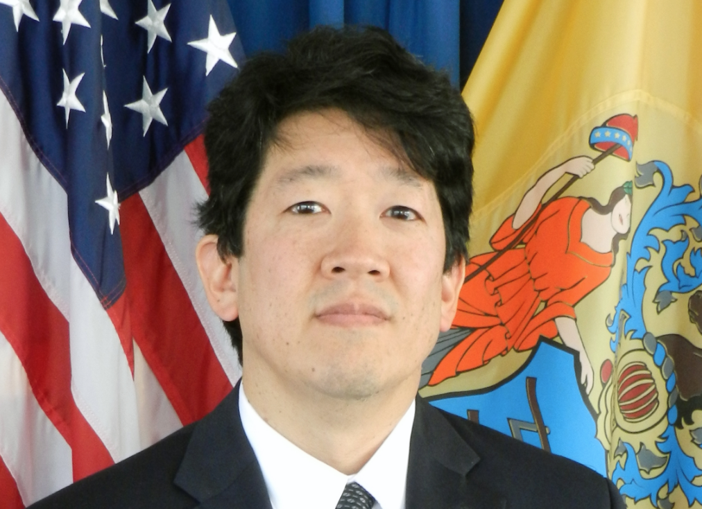 Craig Sashihara, the Director of The NJ Division on Civil Rights. Photo courtesy of the NJ Attorney General's Office.