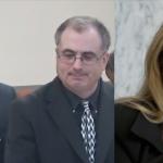 April Busset testifies against North Bergen DPW supervisors Longo and Bunero