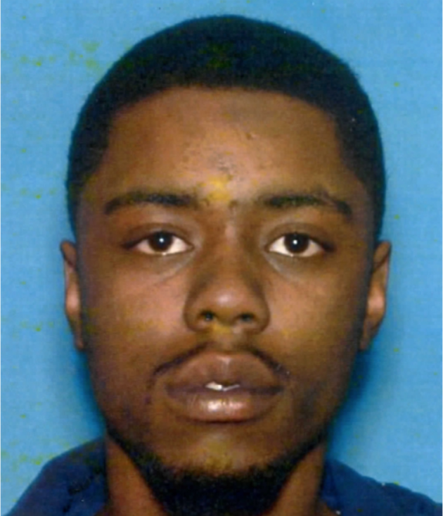 Michael McLeod, 24, of Jersey City, turned himself into the Jersey City police on Thursday for his alleged role in a prostitution ring. Photo courtesy of the state Attorney General's Office.