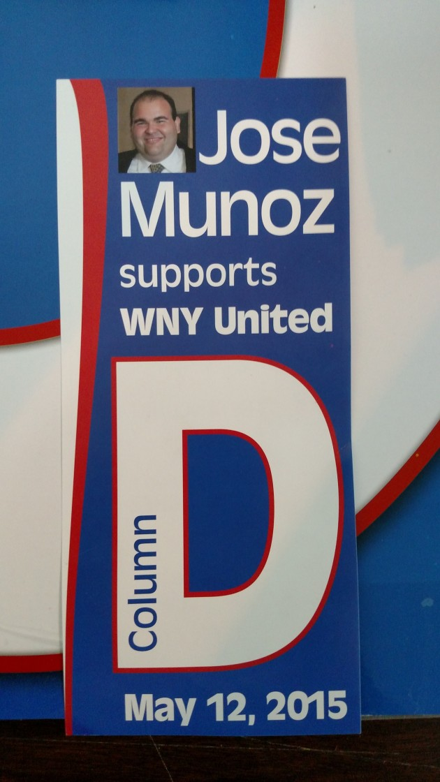 Munoz endorsement