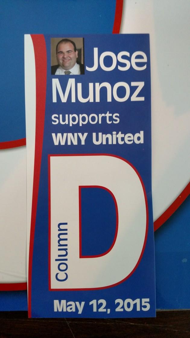 Munoz endorsement