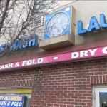 Building of Union City laundromat owned by Larry Wainstein issued violation