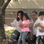 West New York School No. 1 dedicates tree to deceased student Crissmarie Sevilla