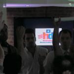 Romano ousts Cryan as Hoboken Democratic Chairman at chaotic meeting