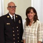 Hoboken Mayor Dawn Zimmer names Anton Peskens as provisional fire chief