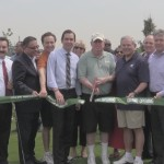 Hudson County officials gather in Jersey City for public golf course ribbon cutting