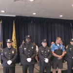 Hoboken Police Department honors dozens of officers for exemplary service