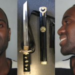 Police: Road-raging man arrested in Jersey City for unsheathing samurai sword