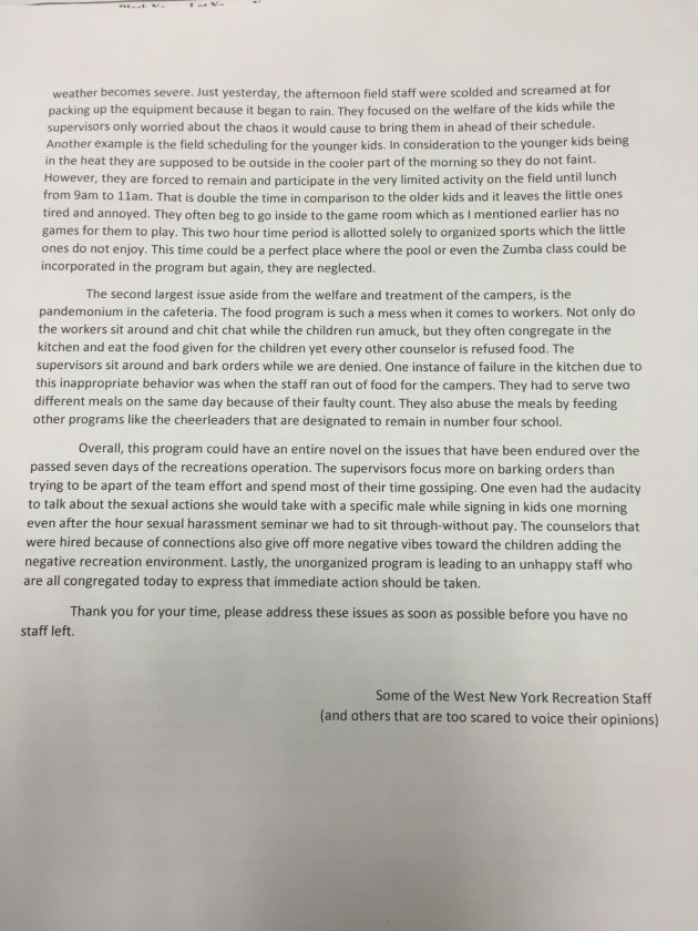 WNY rec letter2