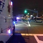 Jersey City motorist in critical condition, separate driver caught with penis exposed, drugs