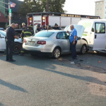 Police: 3-car crash shuts down 55th Street and JFK Boulevard in West New York
