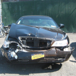 Police: Drunk man destroys car as he swerves into Holland Tunnel construction lane