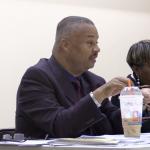 Congressman Payne joins Jersey City officials, activists to discuss tank car safety