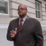 Ex-County Jail Deputy Director Kirk Eady gets 21 months in prison for wiretapping