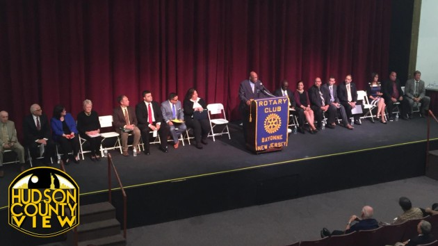 18 bayonne boe candidates vying for 5 seats participate in for Forum bayonne